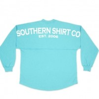 Southern Shirt Company Jersey - Blue Radiance: Blush Boutique & Specialty Shop