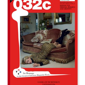 032c, Issue 29 - Winter 2015/2016