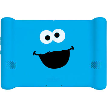Isound Comfort Grip Case For Kindle Fire Hd (cookie Monster)