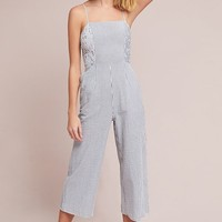 Yamba Striped Jumpsuit