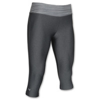 Women's Under Armour HeatGear Sonic Capris