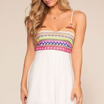Russo Dress - White