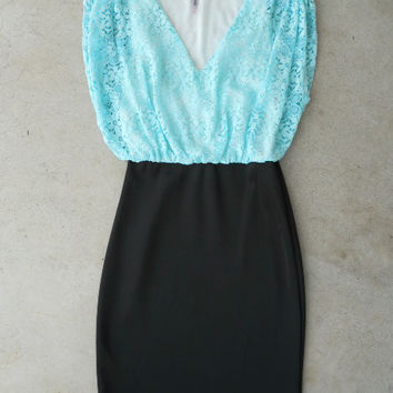 Lace Fairweather Dress [5143] - $29.40 : Feminine, Bohemian, & Vintage Inspired Clothing at Affordable Prices, deloom