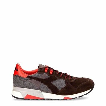 Diadora Heritage Trident Men Brown Sneakers