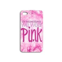 Cute Pink Girl Movie Quote Funny Phone Case iPhone Hot Cover Girly Funny Cool