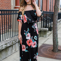 Pure Enchantment Maxi Dress