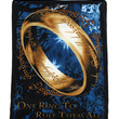 The Lord Of The Rings One Ring Throw