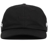 Dragon Kanji Hat Black