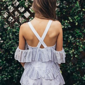BE THE ONE PLAYSUIT
