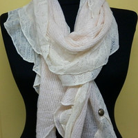 Scarf - Headband Necklace Cowl