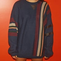 Oversize Vintage Sweater 90s