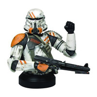 Airborne Trooper Mini Bust