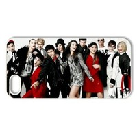 glee X&T DIY Snap-on Hard Plastic Back Case Cover Skin for Apple iPhone 5 5G - 193