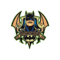 Batman Gotham Guardian Iron-On Patch