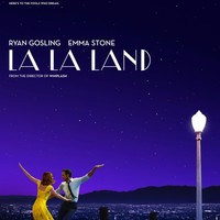 "La La Land Movie Fabric poster 36x24"" 28x18"" 20"" x 13"" Decor- 02"