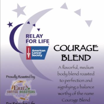 Relay for Life Coffee Courage Blend