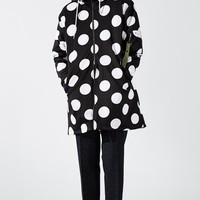 Neoprene Dots Coat