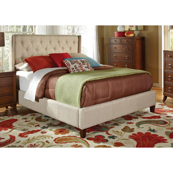 Owen Upholstered Bed by Coaster