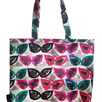 Cateye Sunglasses Tote