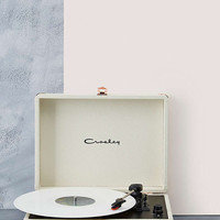 Crosley Cruiser Rose Gold UK Plug Record Player - Urban Outfitters