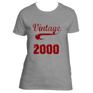 Vintage 2000 | Ultra Cotton® Women's T Shirt | Underground Statements