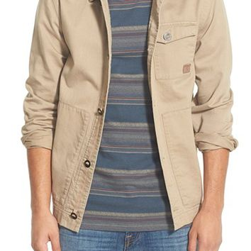 Men's O'Neill 'Milli Mills' Canvas Jacket,