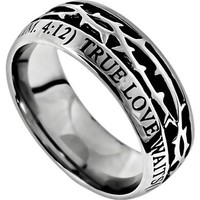 True Love Waits Crown Of Thorns Ring | Mardel