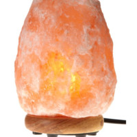Glow Hand Carved Natural Crystal Himalayan Salt Lamp