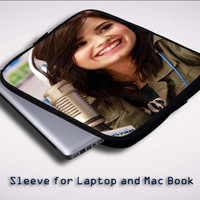 Demi lovato Sleeve for Laptop, Macbook Pro, Macbook Air (Twin Sides)