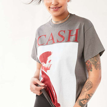 Johnny Cash Tee - Urban Outfitters