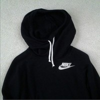 One-nice™ NIKE Fashion Sport Hoodie Drawstring Top Sweater Sweatshirt