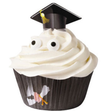 Graduation Cupcake Decorating Kit