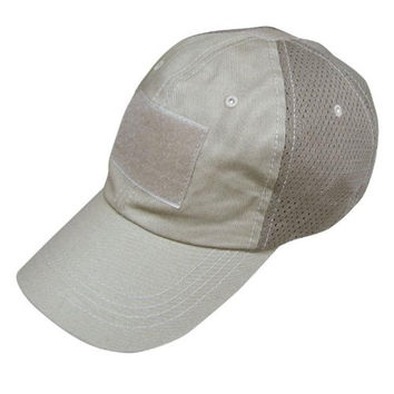 Mesh Tactical Cap Color- Tan