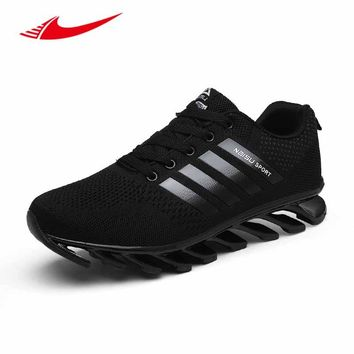 Breathable Men Running Shoes Blade Shoes Free Run Sport Athletic Sneakers Lightweight Cushioning Hombre Zapatillas Deportiva