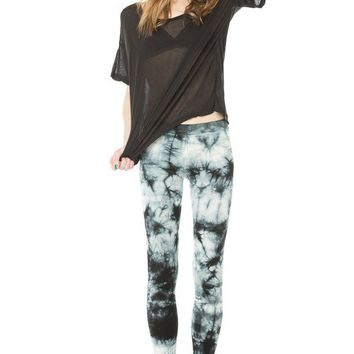 Brandy ♥ Melville |  Kelis Tie-Dye Leggings - Bottoms - Clothing