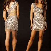 Mac Duggal dress 85032T - Homecoming dresses | NetFashionAvenue