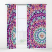spinning Window Curtains by Sylvia Cook Photography