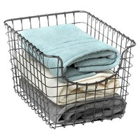 Spectrum Scoop Storage Basket - Walmart.com