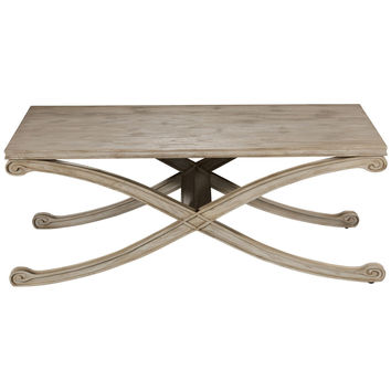 Bassett Mirror Company Camryn Rectangle Cocktail Table