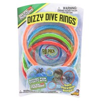 Diving Masters Dizzy Dive Rings