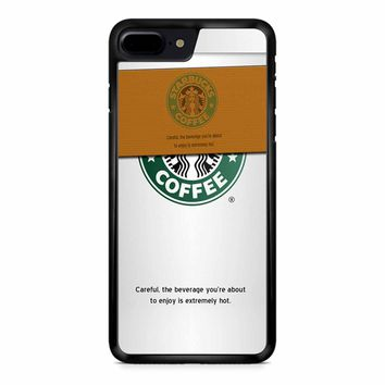 Starbucks Coffee Cup iPhone 8 Plus Case