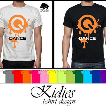 Q-dance  , t-shirt design, man & woman, sizes S-XL, any color