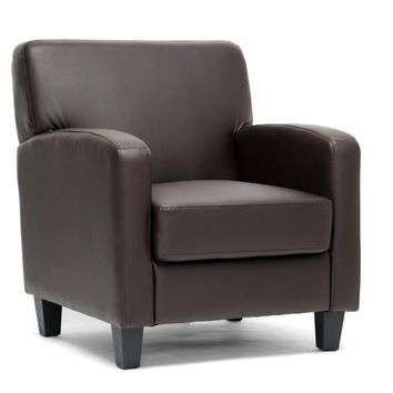 Baxton Studio Modern Club Chair