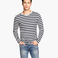 H&M Long-sleeved T-shirt $12.95