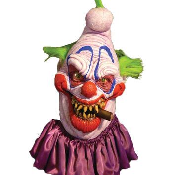 Big Boss Clown Latex Mask
