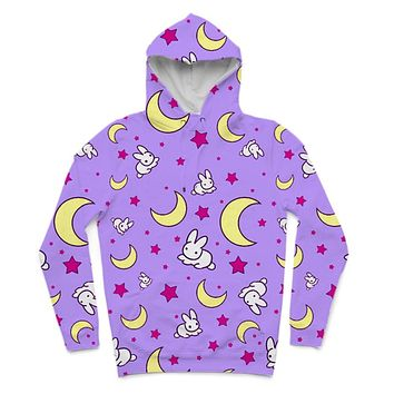 Sailor Moon Hooded Sweatshirt