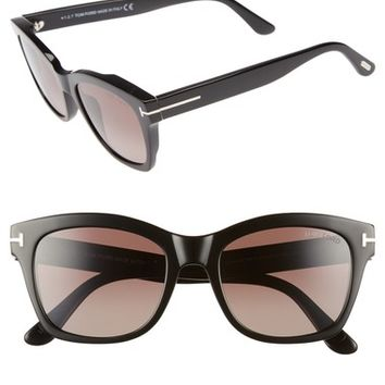 Tom Ford Lauren 52mm Sunglasses | Nordstrom