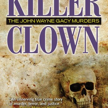 Killer Clown Mass Market Paperback – April 2, 2013