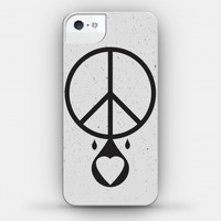 Peace dripping Love