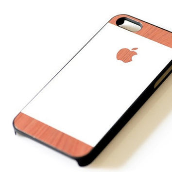 Wood Texture iPhone Case - Natural Wood